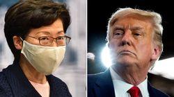 Sanzioni Usa contro la governatrice di Hong Kong Carrie