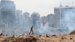 Beyrouth, ma ville, est à genoux. Mais nous