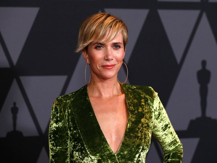 "Kristen Wiig spoke with InStyle about the""isolating experience"" of trying IVF for three years."