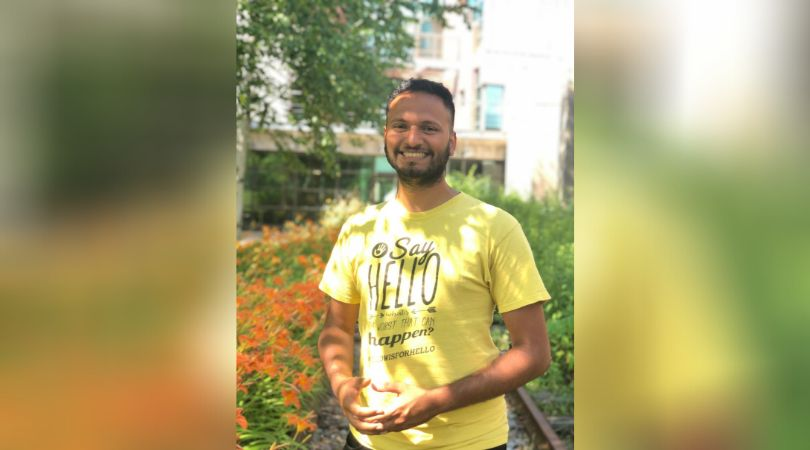 Ankit Tripathi, international student representative at the Canadian Federation of Students, said...