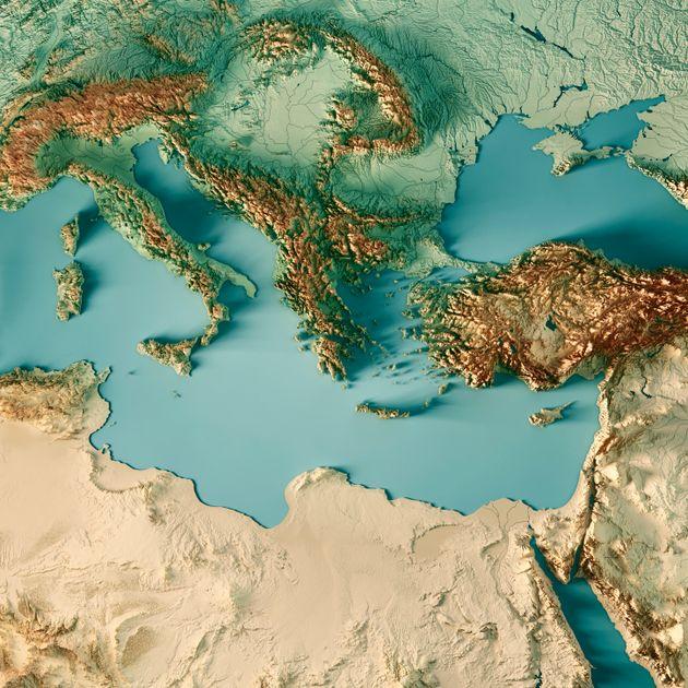 Διαβάζοντας τον χάρτη της ελληνο-αιγυπτιακής