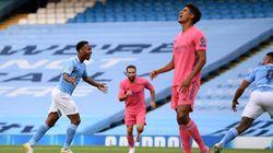 Dos errores garrafales de Varane condenan al Madrid, eliminado en octavos por el Manchester