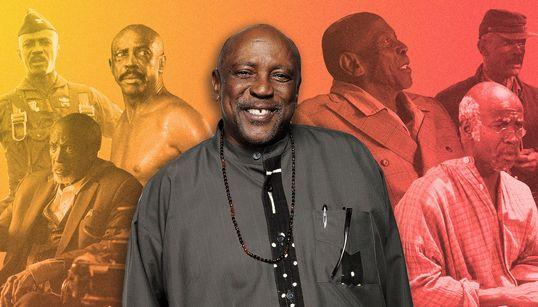 Louis Gossett Jr. Is An Optimist. To Survive Hollywood, He's Had To