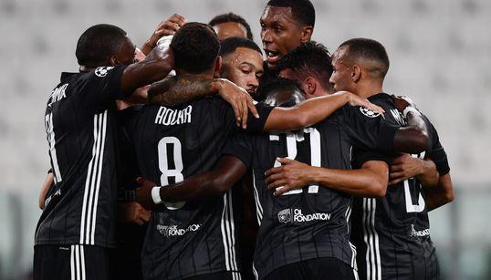 Lyon élimine la Juve de Ronaldo et rejoint le PSG au Final