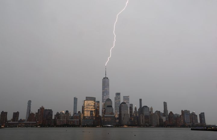 A new storm is brewing over New York City's dirty electricity.