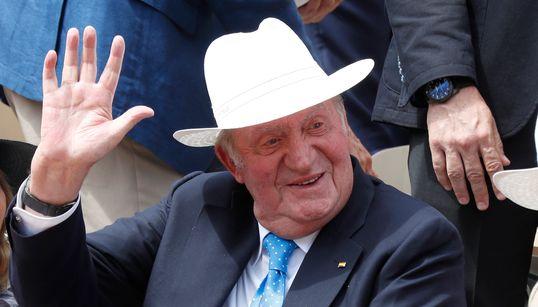 Se publica la primera imagen de Juan Carlos I en Abu Dabi tras abandonar
