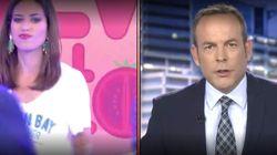 El delirante momento que vivió este presentador de 'Informativos Telecinco' tras acabar