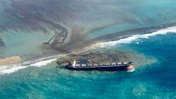La France vient en aide à l'Île Maurice, victime d'une marée