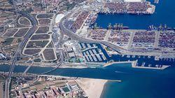 Dos niños se ahogan tras saltar al agua en el Puerto de Valencia para no ser