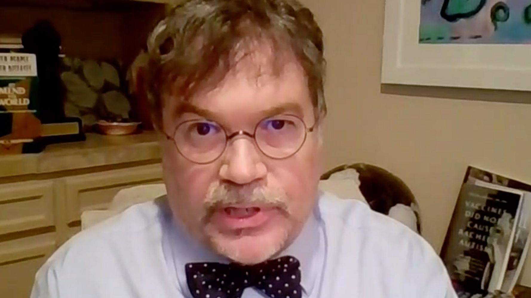 Vaccine Expert Has A Grim Prediction Of What Coronavirus Will Do 'For Years And Years'
