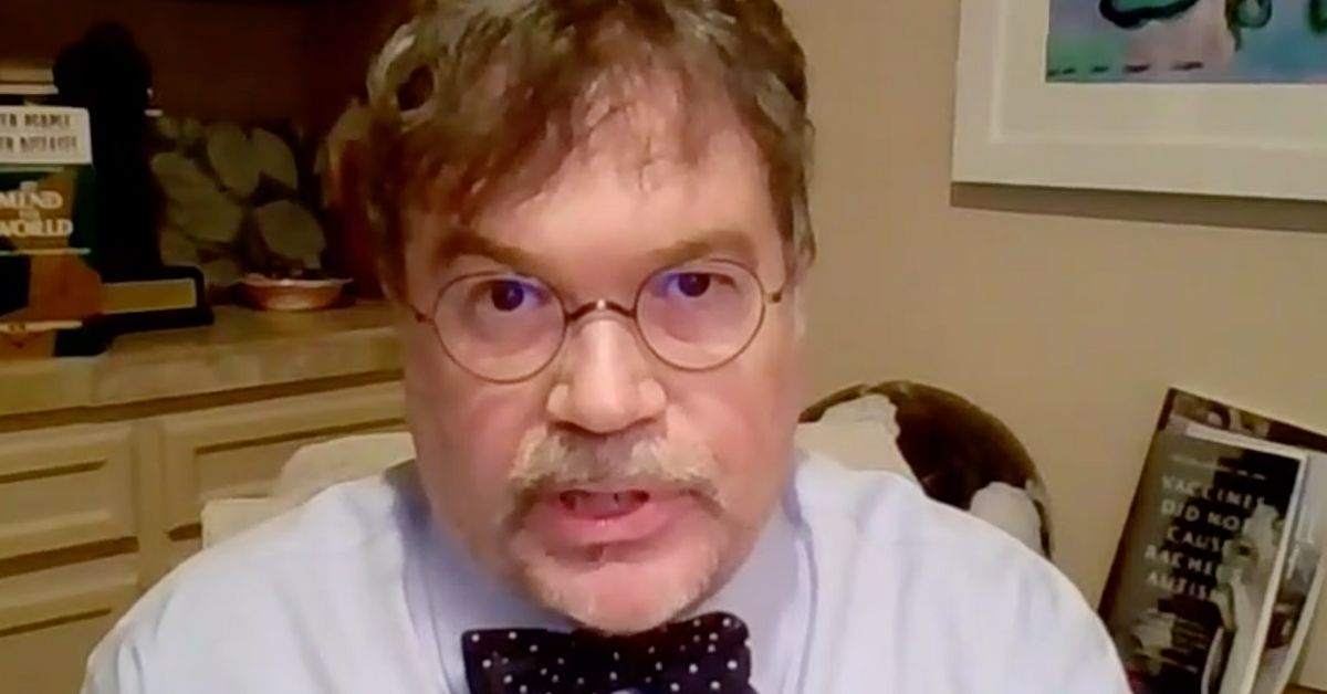 Vaccine Expert Has Grim Prediction Of What Coronavirus Will Do 'For Years And Years'