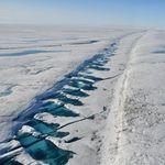 Le dernier plateau de glace intact du Canada a perdu 43 % de sa