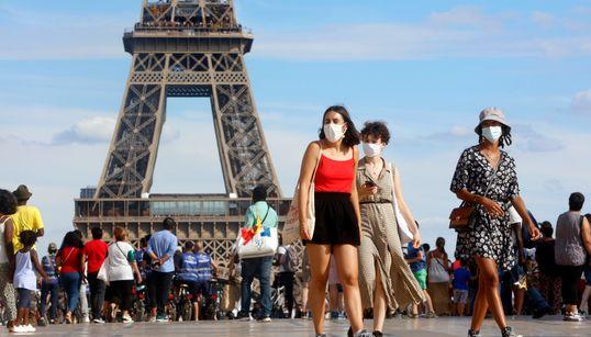 Les masques obligatoires dans certaines zones de Paris et d'Île de France dès