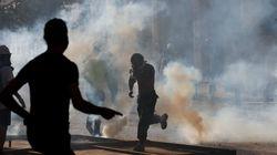 Εκτεταμένα επεισόδια στη Βηρυτό για την έκρηξη: Διαδηλωτές ζητούν παραίτηση της