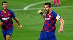El F.C. Barcelona pasa a cuartos de la Champions tras imponerse al Nápoles