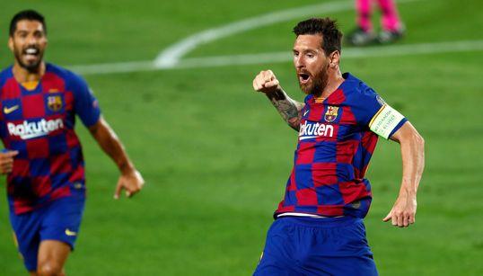 El Barça pasa a cuartos de la Champions tras imponerse al Nápoles