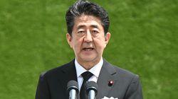 """安倍首相の被爆75周年あいさつ、広島と長崎で""""ほぼ同じ""""だった。過去の例も調べてみると..."""