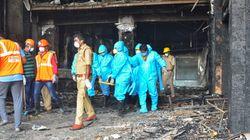 Ινδία: Νεκροί από φωτιά σε ξενοδοχείο που λειτουργούσε ως μονάδα υποδοχής ασθενών με