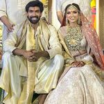 All The Photos From The Rana Daggubati-Miheeka Bajaj
