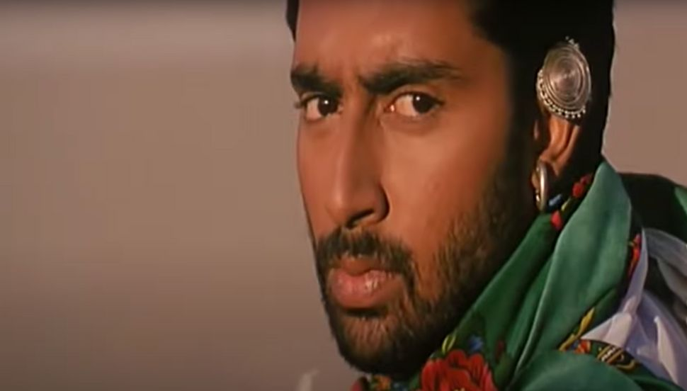 Abhishek Bachchan in Refugee.