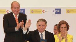 Ansón ve bien que no se diga dónde está Juan Carlos I por si