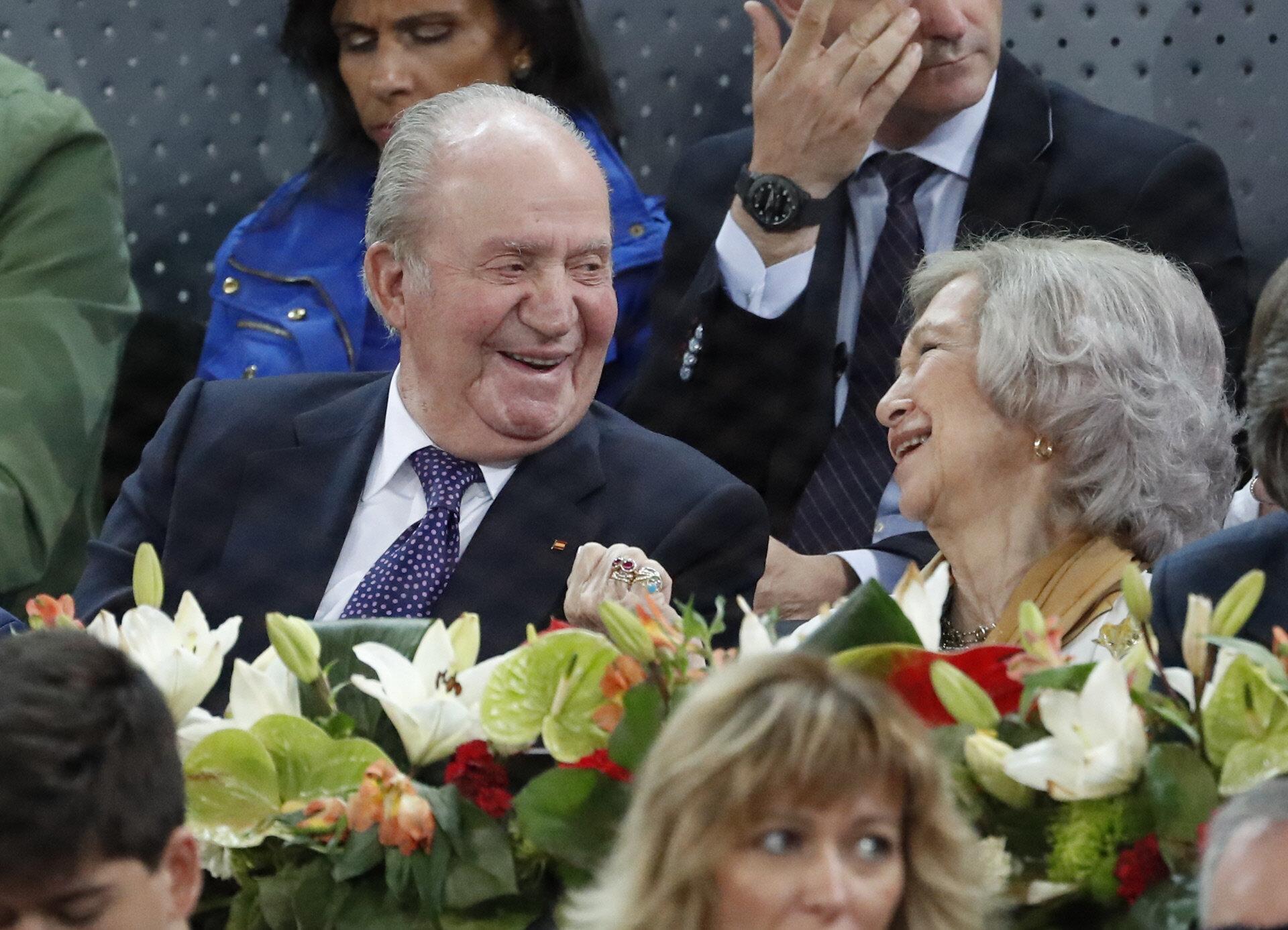 Cachondeo por la información que da 'The New York Post' sobre la vida personal de Juan Carlos I