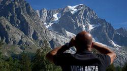 Dans les Alpes, le glacier de Planpincieux ne menace plus de