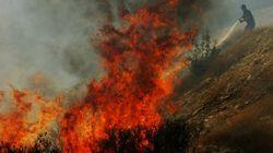 Κύπρος: Εκκενώνεται το χωριό Προαστειό λόγω πυρκαγιάς - Κινδυνεύει άμεσα η κατοικημένη