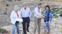 Η Λίνα Μενδώνη αποχαιρετά τον αρχαιολόγο και φιλέλληλα, Τζιμ