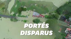 Au moins 43 morts dans un glissement de terrain en
