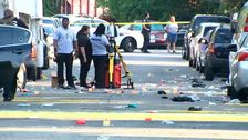 Shooting At Washington, D.C., Street Event Leaves 1 Dead, 20 Wounded: Police