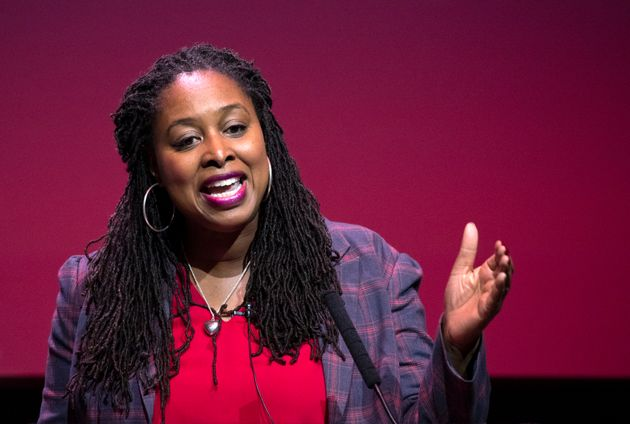 Labour MP Dawn Butler has accused the Met Police of racial