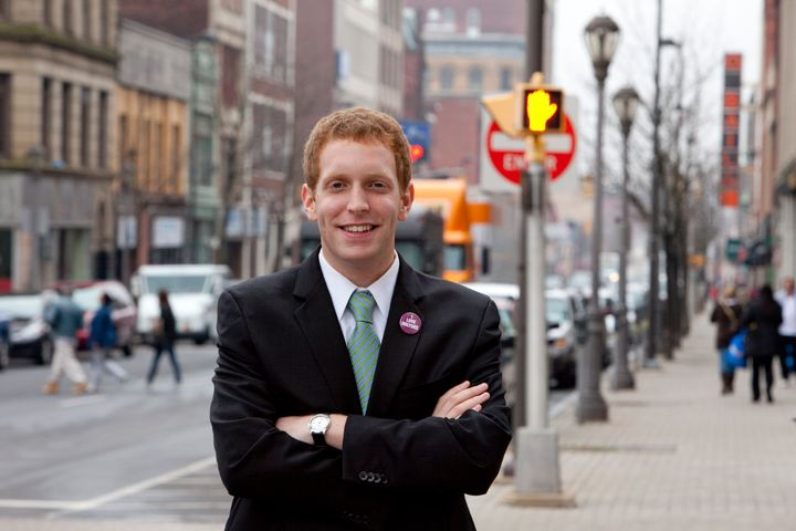 Holyoke Mayor Alex Morse was accused of sexual misconduct by the College Democrats of Massachusetts.