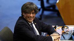 Puigdemont, elegido presidente del nuevo JxCat con un 99,3% de los