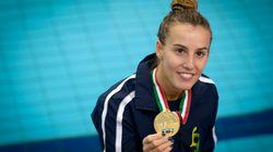 Tania Cagnotto è incinta e annuncia il ritiro: