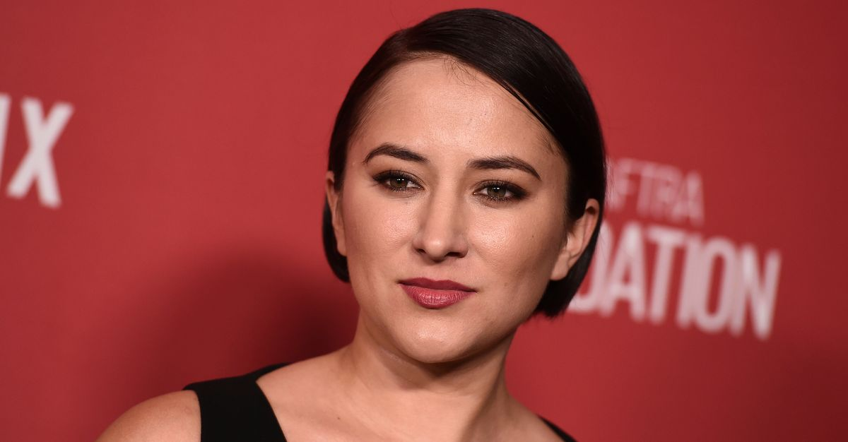 Reality Check Robin Williams Daughter Zelda Williams Tears Down Eric Trump For His Tweet About Her Dad Huffpost Uk