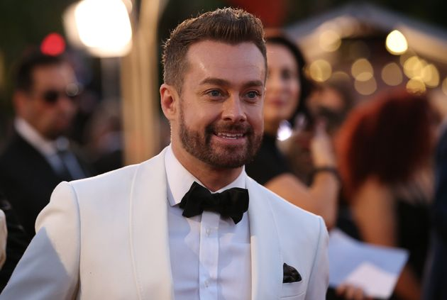 Grant Denyer arrives at the 61st Annual TV WEEK Logie Awards at The Star Gold Coast on June 30, 2019...