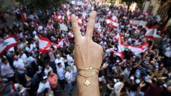 La rabia cuaja en las calles de Beirut, mientras llega la primera ayuda