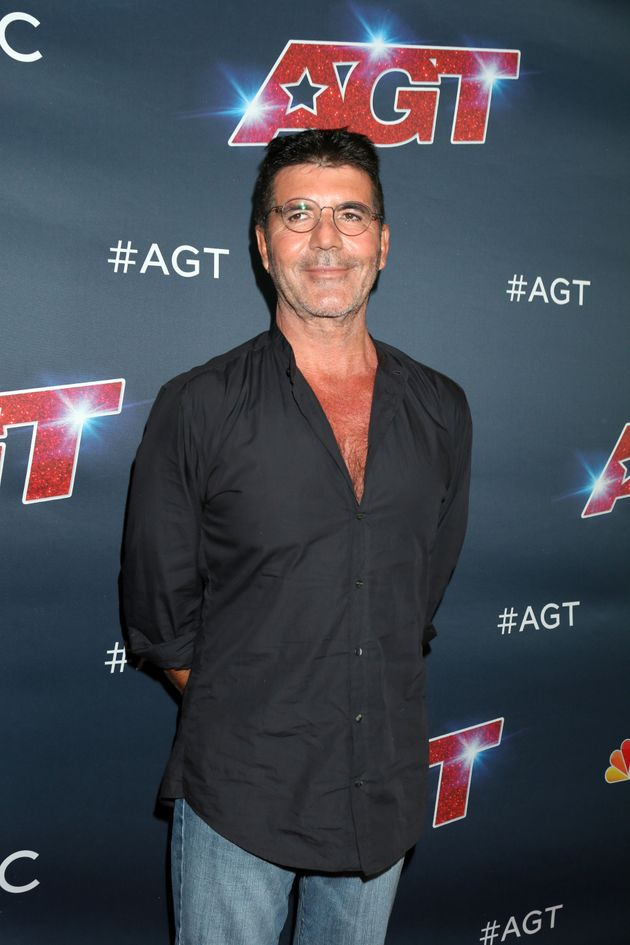 Simon Cowell Speaks Out On Twitter After Breaking His Back In Electric Bike Accident