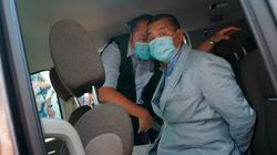홍콩의 유력 '반중 매체' 만든 인물이 보안법 위반 혐의로