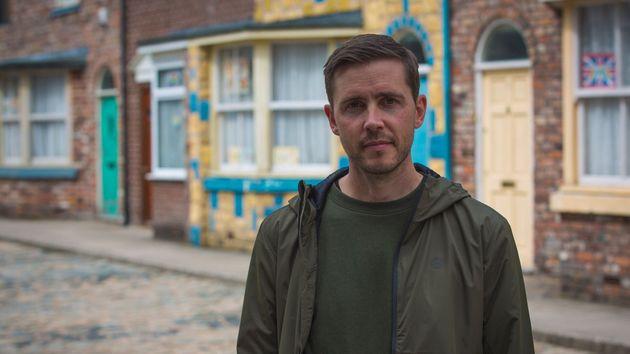 Coronation Street Unveils New Todd Grimshaw Actor, Gareth Pierce, Ahead Of Characters Return