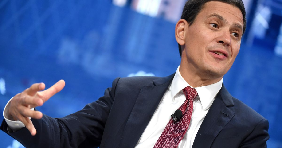 David Miliband, Again, Does Not Rule Out Return To British Politics