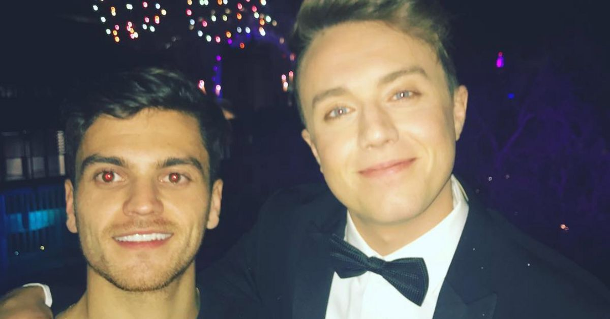 Roman Kemp Breaks Down On Radio Show Over Death Of Producer And Best Friend