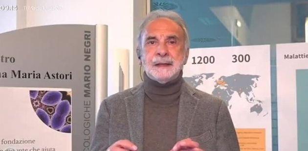 """Giuseppe Remuzzi: """"L'aumento dei contagi è una buona notizia"""""""