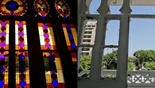 Λίβανος: Ανείπωτη καταστροφή αρχιτεκτονικών κοσμημάτων από την