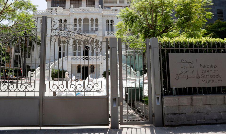 Βηρυτός: Ανείπωτη καταστροφή αρχιτεκτονικών κοσμημάτων από την