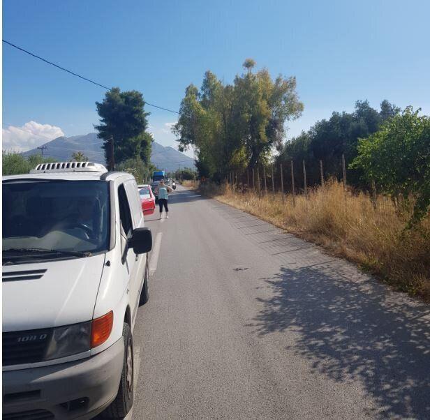Ασύλληπτη ταλαιπωρία στο οδικό δίκτυο της Εύβοιας: Πότε ανοίγει η γέφυρα στο