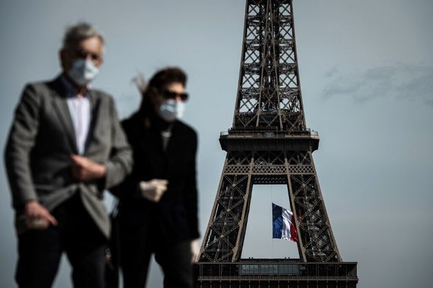 Cette vieille décision du conseil d'État qui galvanise les anti-masques français...
