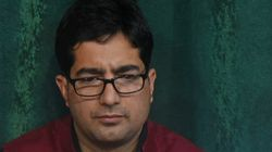 Ex-IAS Officer Shah Faesal Steps Down As President Of Jammu and Kashmir People's