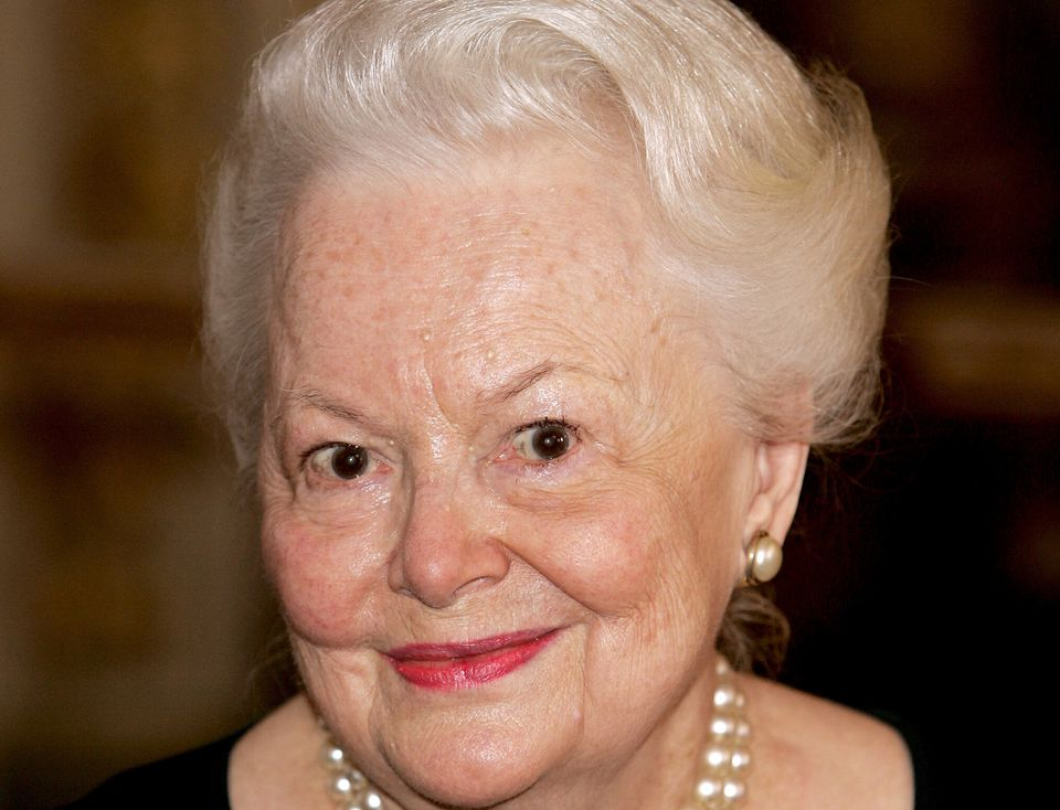 "Olivia de Havilland — a Hollywood actress who was the last surviving star of ""Gone With the Wind,"" won two"